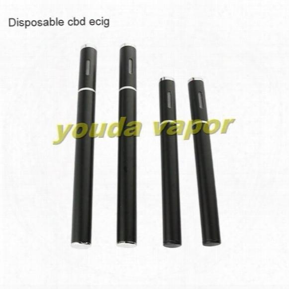 Bbtank T1 Slim Disposable Open Vape .5ml Vape Cartridge 510 Buttonless Vaporizer For Oil -03