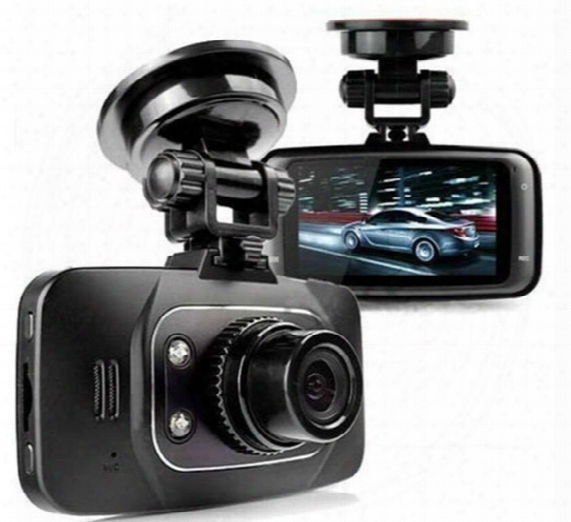 Car Dvr Gs8000l 2.7 Car Dvr Vehicle Camera Video Recorder Dash Cam G-sensor Camera Dhl Free Shipping