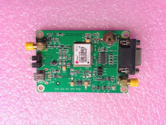 Evk-6 U-blox Evaluation Kits / Ublox Lea- 6t Evk Gps Module (car)