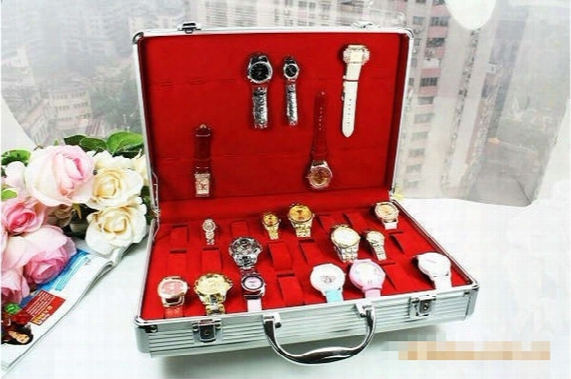 Factory Supply Price Watch Shows Box The Watch Frame Easy To Carry Spot Good Assistant (only Box)