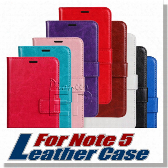 For Iphone X 8 Wallet Pu Leather Case Cover Pouch With Card Slot Photo Frame With Credit Card Slots For Iphone 7 Plus Galaxy S8 S8 Plus