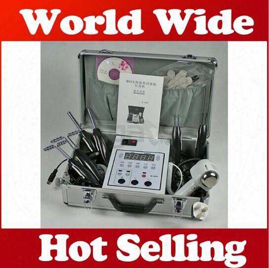 Portable Microcurrent Bio Face Lift Facial Skin Care Toning Magic Glove Spa Salon Beauty Machine B809