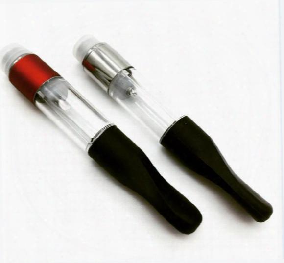 Slim E Cigarettes Bud Touch Vaporizer Pen Disposable 510 Atomizers Co2 Mini Vape Pen Cartridge Accept Mix Order