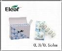 Eleaf EC ECL Head iJust 2 Atomizer Melo 3 Ijust S Tank Replacement Coils 0.3ohm 0.5ohm Organic Cotton Coil Heads