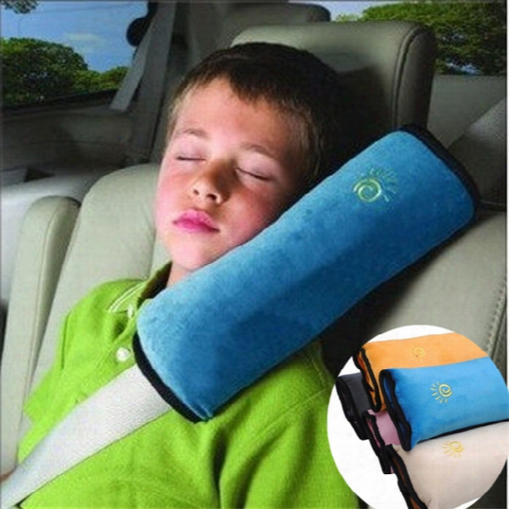 Wholesale-baby Auto Pillow Car Protect Shoulder Pad Kids Seat Pillow Cushions Baby Pillow Protect Shoulder Pad For Seat A0688