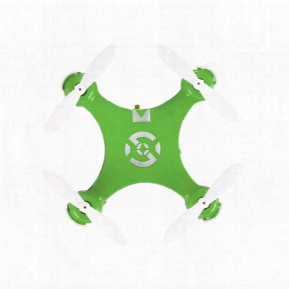Wholesale- Cx-10 Rc Helicopter 4 Channel 6 Axis Gyro Cx10 Mini Drone 360 Degree Remote Control Toys Copter