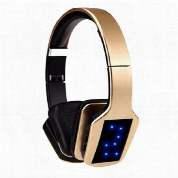 Wireless Headphones Bluetooth Earphone Stereo S650 Gaming Headset With Microphone Fm Radio Tf Card For Computer Free Shipping