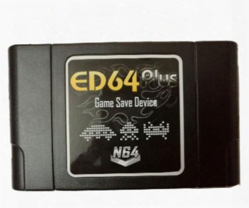 For N64 Ed64plus Game Save Device N64(enhanced Version)compatible With All Versions