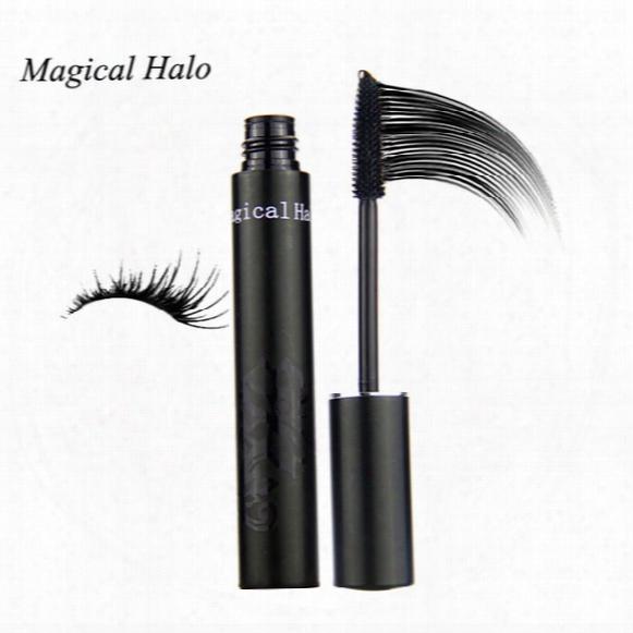 Magical Halo Black Colors Waterproof Rimmel Mascara Waterproof Black Mascara Eyelashes Thick Lengthening Curling Makeup Mascara