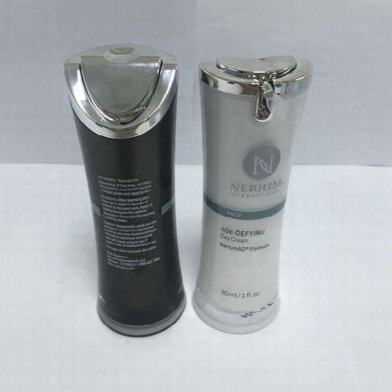 Nerium Ad Age Defying Night Cream And Day Cream New In Box Sealed Brand New 30ml Skin Care Dhl Free Shipping
