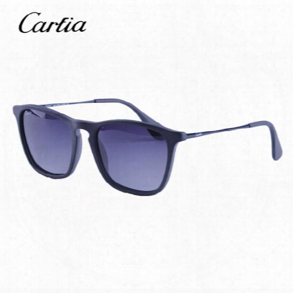 New Arrival Carfia 4187 Brand Sunglasses Polarized 54mm Uniex Sun Glasses Steampunk Goggles Sunglasses For Men Freeshipping