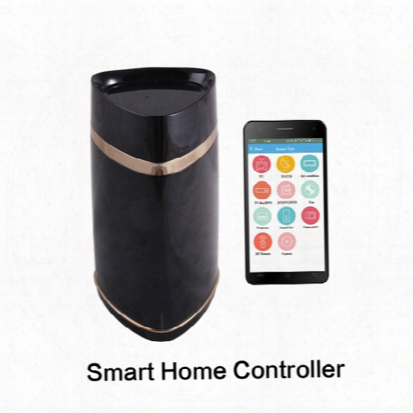 Smart Home Control Wifi Ir Rf Appliance Wireless Remote Control Ios Android App Smart Home Automation Host