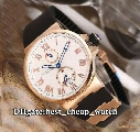 Super Clone Watch Marine Chronometer Manufacture Ref: 1185-122-3/41 Mens Watch Automatic Rose Gold Ulysse Cheap Watches Rubber Strap Watch