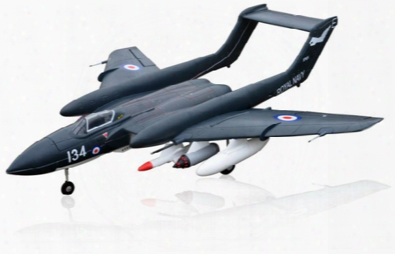 Wholesale- Sea Vixen Dh110 70mm Edf Rc Jet